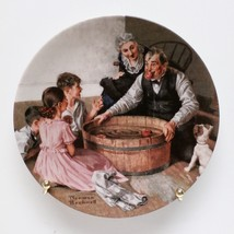 """Halloween Frolic"" Norman Rockwell Collector Plate - $24.75"