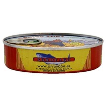 Arroyabe Bonito Tuna in Olive Oil, 4-Ounce Tin Pack of 4