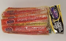 All Sport Freeze 'n Eat Low Calorie 36 Freezer Pops Sugar Free Electroly... - $27.92