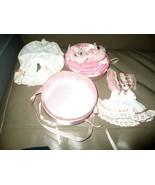 Adora Belle Marie Osmond Slumber Satin Travel Bag with Curlers, PJs, Sli... - $24.75