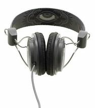 WeSC Limited Edition Birdy Nam Premium Gray Over the Ears Headphones NIB image 2
