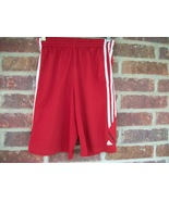 Freebie boys adidas red shorts thumbtall