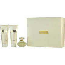Perry Ellis (new) Eau De Parfum Spray 3.4 Oz and Body Lotion 6.7 Oz and Shower G - $42.75