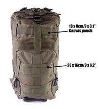 Backpack Military Running Climbing Walking Camping Bag by MakExpress Day... - $807,25 MXN