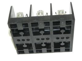 FERRAZ SHAWMUT 60303J FUSE BLOCK 600V, 30A image 2
