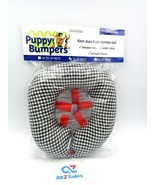 """Puppy Bumpers 10""""-13"""" Neck, Stops Dog From Getting Out / Through - B&W C... - $22.72"""