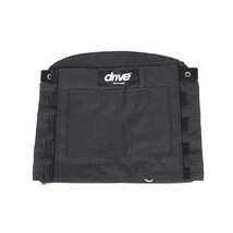 Drive Medical Adjustable Tension Back Cushions for 22''-26'' Wheelchairs - $106.55