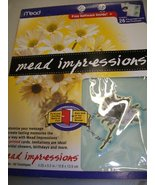 Mead Impressions 26 Pre-printed Cards - $12.82