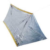 Equipped Outdoors Emergency Tent – Mylar Emergency Shelter - Backpacking... - $18.80