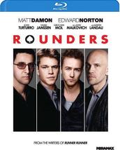 Rounders [Blu-ray] - $2.95