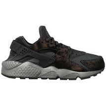 Nike Women's Air Huarache Premium Shoe NEW AUTHENTIC Black/Anthracite 68... - $74.99