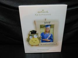 "Hallmark Keepsake ""The Proud Grad"" 2008 Photo Holder Ornament NEW  Magne... - $1.68"