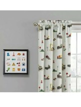 """Waverly Kids Can You Dig It Window Panels (1 Panel )  63"""" L - $14.84"""