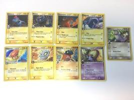Pokemon Cards Lot Of 9 Delta Species  - $5.99