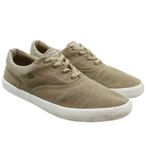 SPERRY TOPSIDER Mens Wahoo CVO Canvas Lace-up Sneakers Size 11.5M Chino ... - $24.74
