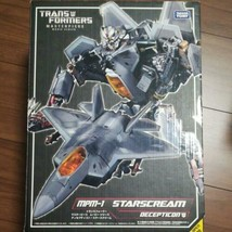 Takara Tomy Transformers Masterpiece Film Séries MPM-01 Starscream Figur... - $908.83