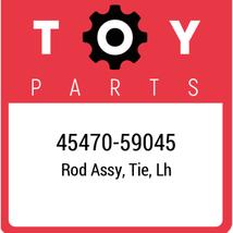 45470-59045 Toyota Lextierod Assy, New Genuine OEM Part - $81.51