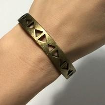Vintage Boho Geometric Bangle Bracelet - $14.85
