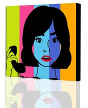 Personalized Wall Art - Custom Pop Art from Photo to Canvas Wall Art  - $34.65+