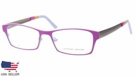 New Prodesign Denmark 1288 c.3021 Lilac Eyeglasses Frame 51-16-140 B30mm Japan - $78.39