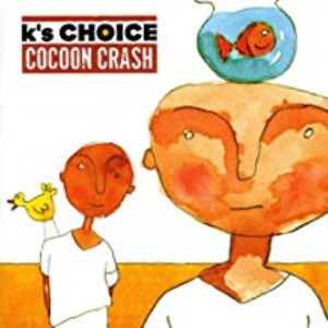 Cocoon Crash by K's Choice Cd