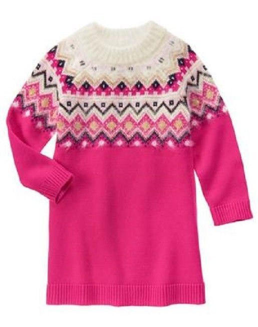 Gymboree Snowflake Fun Fair Isle Sweater and 50 similar items