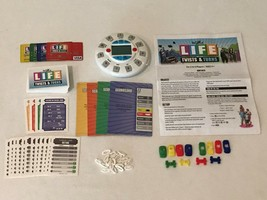 Game of Life Twists and Turns Board Game Replacement Parts Pieces Pawns ... - $4.99+