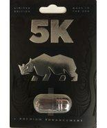 Black Rhino 5K Pill Premium Male Enhancement ( 24 ) pack (1)BOX - $139.99