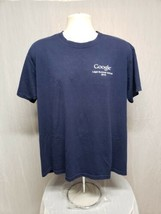 2010 Google Legal Summer School Adult Large Blue TShirt - $19.80