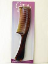 GOODY DETANGLING HAIR COMB - TORTOISE (45599) - $7.99