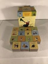 SYLVIA LONG'S MOTHER GOOSE BLOCK BOOKS / ABC BLOCK BOOKS - KIDS CHUNKY B... - $22.20