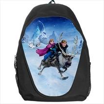 backpack school bag frozen anna olaf - $39.79