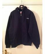 Lee Cooper Full Zip Hoody / Mens - Sizes : M / L / XL - Colour : Navy - $16.00