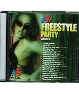KTU Freestyle Party Vol.4 CD Sweet Sensation, Diamond Girl, Trinere, T.K.A. - $11.60