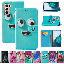 Magnetic Leather Wallet Flip Case Samsung A12 A32 A42 A52 S21Ultra S20Plus S20FE - $57.61