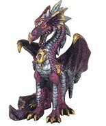StealStreet SS-G-71279 Dragon Collection Fantasy Figurine Decoration Col... - ₨2,664.45 INR
