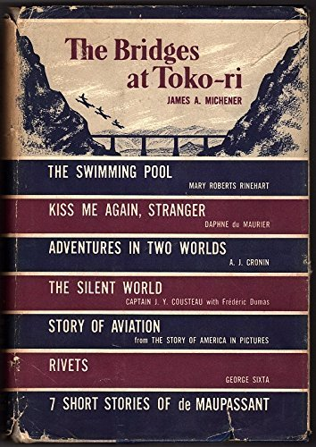 Best-in-books: the Bridges At Toko-ri, the Swimming Pool, Kiss Me Again Stranger