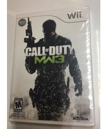 Wii Call of Duty - Modern Warfare 3 New Nintendo WII FACTORY SEALED - $11.88
