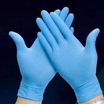 Disposable Gloves Wear Resistance Chemical Laboratory  Food Medical Test... - $21.47