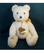 Hermann Original Teddy Bear 16 inches P&E Rubin pre 1980 exclusive w/ gr... - $75.00