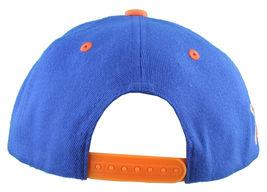 Young & Reckless La Bloc Royal Orange Bleu Réglable Casquette de Baseball Nwt image 4
