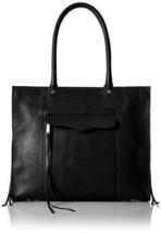 HF35ESZT01 Rebecca Minkoff Leather Medium MAB Tote Black. NWT $ - $127.94