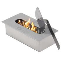 WOLFIRE® Home Decor Bio Ethanol Fireplace Table Top 0.5L Burner Insert w... - $129.00+