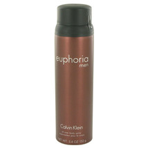 Euphoria by Calvin Klein Body Spray 5.4 oz (Men) - $11.39