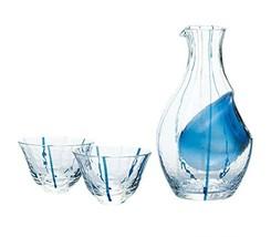 Wine Glass Collection Cold Sake Set G538-m66 - $89.26