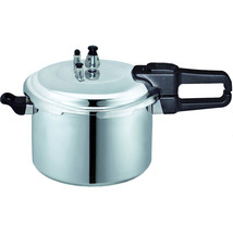 Brentwood Aluminum 7.0L Pressure Cooker - $49.86