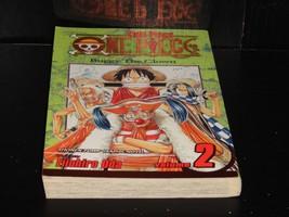 ONE PIECE Vol. 2 Book Graphic Novel Manga Comic - $7.00