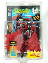 Todd Mcfarlanes SPAWN Flying Cape Action Figure Special Edition Comic Bo... - $39.55