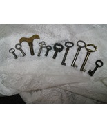 Skeleton Keys Lot of 10 - $35.00