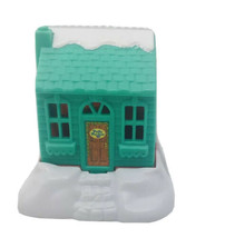 Polly Pocket Bluebird Vintage 1995 Winter Chalet Toy House - $11.65